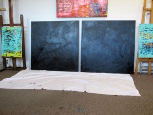 Canvas pair